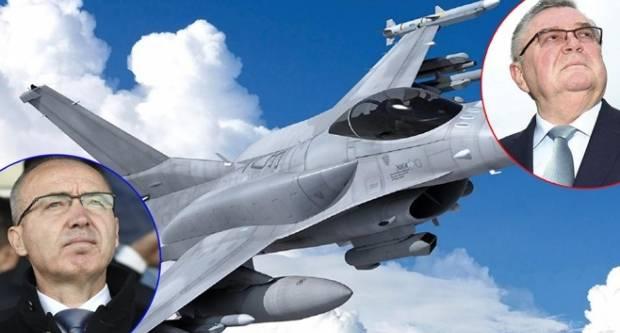 Krstičević slijedi Ronkov prijedlog i kupuje šest novih F-16