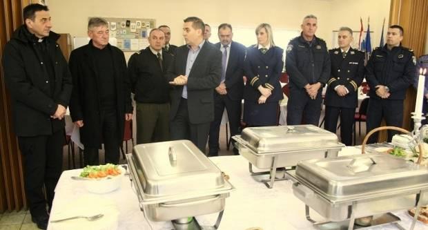 Požeška policija obilježila Dan policijske kapelanije