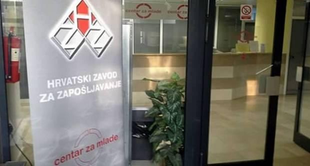 Krajem travnja u požeškom HZZ-u registrirano je 2.458 nezaposlenih osoba