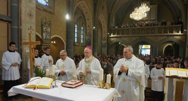 Svetkovina sv. Josipa u Slatini