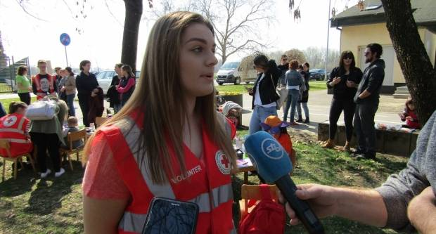 SONJA DEVČIĆ: Želja nam je uključiti se u zajednicu i pomagati gdje možemo