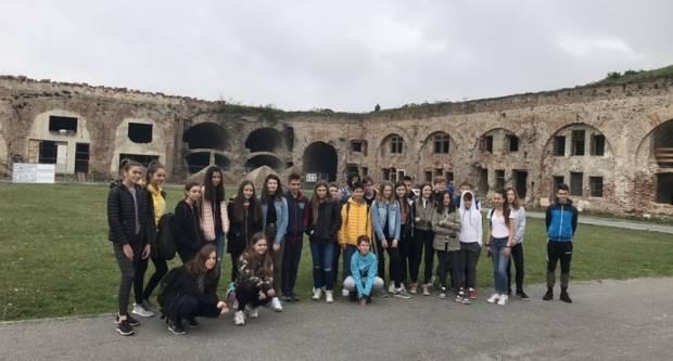 Učenici iz Celja boravili u posjetu Slavonskom Brodu