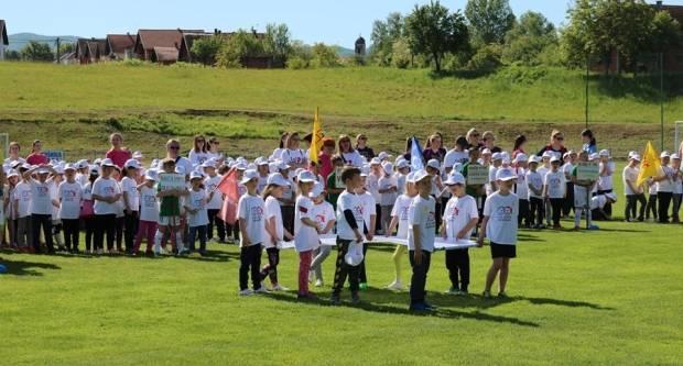 (FOTO) 18. Olimpijski festival Dječjih vrtića Požeško - slavonske županije u Pakracu, 11.5.2019.