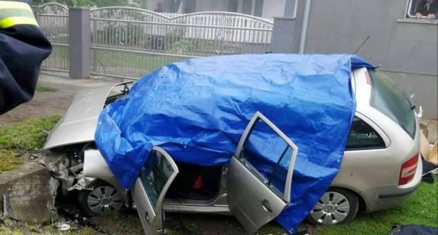 CRNA NOĆ NA SLAVONSKIM CESTAMA: Jedna osoba poginula u prometnoj nesreći