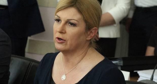 Kolinda Grabar - Kitarović ima veliki broj gafova u izbornoj kampanji