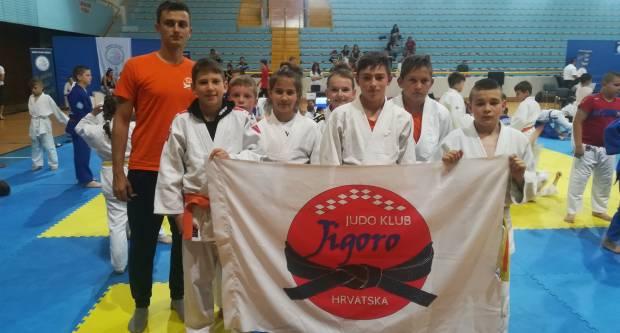 Judaši ʺJigoraʺ uspješni na turniru u Rijeci