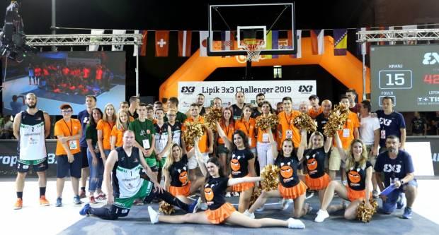 Vrbs Avai pobjednik Lipik 3x3 challengera
