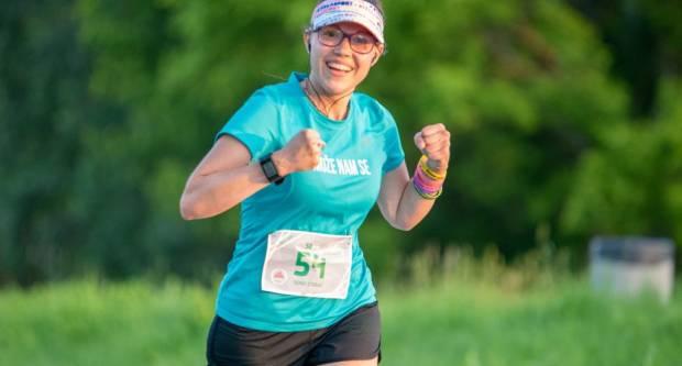 Sendi Štrbac, pakračka maratonka: Slučajna sportašica pomjera vlastite granice