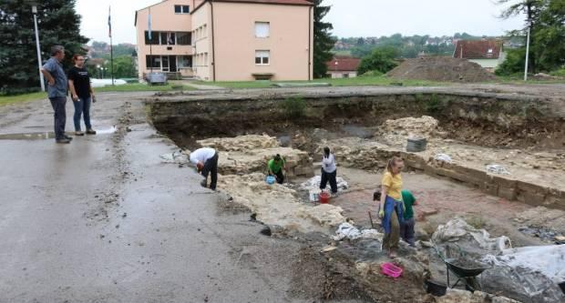 Treća godina traganja za pakračkim starim gradom: Počela arheološka istraživanja