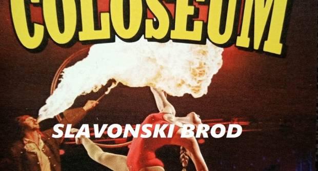 CIRCO GRANDE COLOSSEUM je stigao u Slavonski Brod