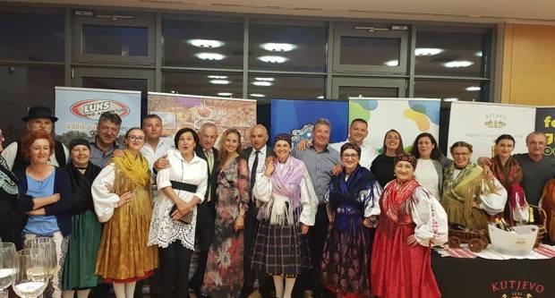 Požega po drugi put u Munchenu predstavila svoju kulturu, gastronomiju i turizam: Ovogodišnji adut 50. Aurea fest