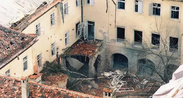 Pilot iz Požege koji je raketirao Banske dvore krije se u Srbiji