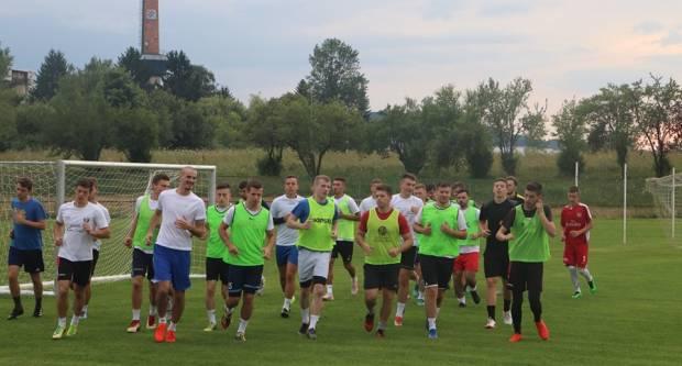 Seniori NK Lipik 1925 započeli pripreme za predstojeću sezonu