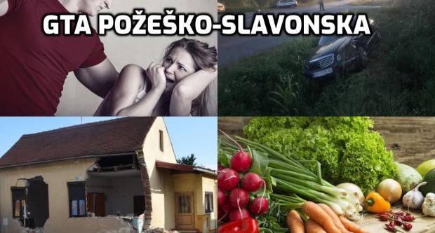 Jučer krađa povrća kod Grabarja, vožnja bez vozačke dozvole, sudar kod Hrnjevca, tjelesni napad na 71-godišnjakinju