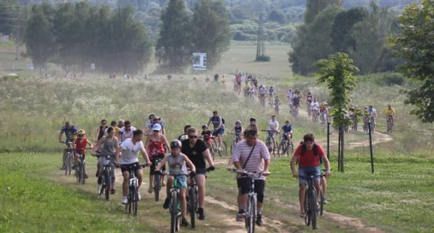 Ovogodišnja biciklijada u Pakracu i Lipiku okupila 95 biciklista svih uzrasta