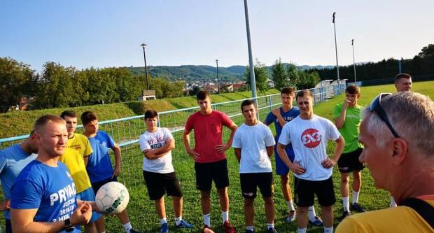 Požeški rukometaši počeli pripreme za novu sezonu 1. Hrvatske rukometne lige - Sjever