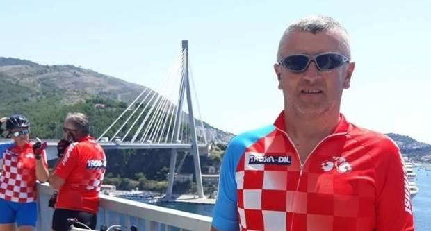 BLAŠKO STIGAO NA CILJ: Sedam dana i 1050 km od Vukovara do Dubrovnika