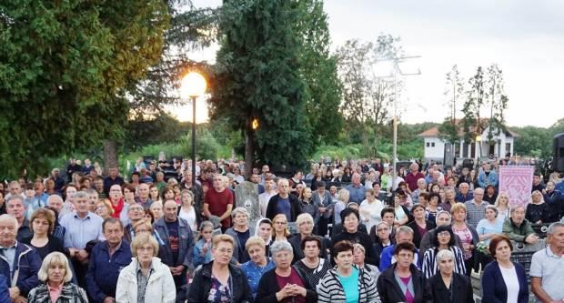 Predvečerje Velike Gospe u Kloštru kod Slavonskog Kobaša