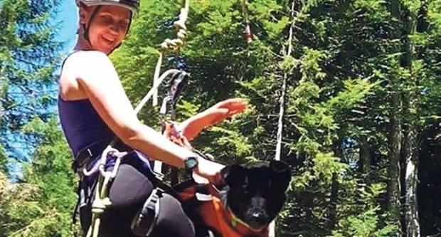 Udomila prebijenu i polumrtvu kujicu koja je danas vrhunski obučen pas koji spašava živote