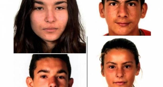 U Lipiku nestalo četvero maloljetnika- Katarina, Andrijana, Jovo i Zlatko, jeste li ih vidjeli?