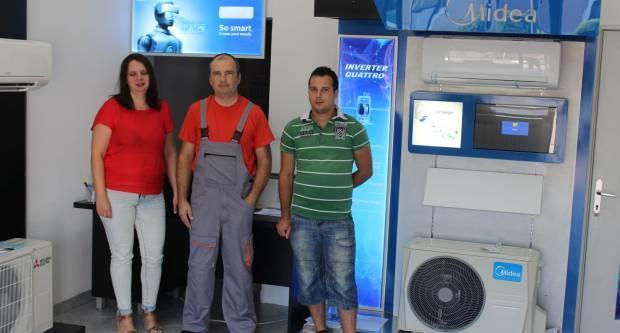Elektro dom ne samo da servisira klima uređaje već i prodaje!! Kvaliteta, garancija i sigurnost sa svakim našim klima uređajem
