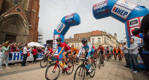 CRO Race kreće 1. listopada iz Osijeka, a cilj je u Lipiku!
