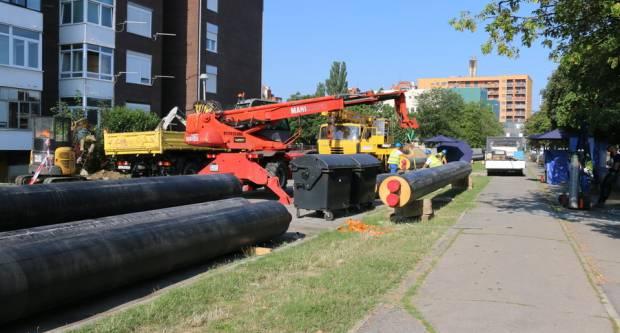 Zbog izmjene toplovoda stanari Slavonije I od ponedjeljka neće imati toplu vodu