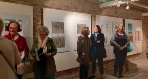 Otvorena izložba 39. saziva Akvarelističke kolonije ʺSavaʺ