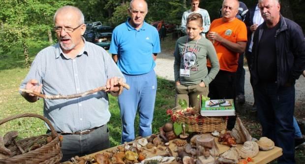 2. Diljska gljivarijada okupila brojne ljubitelje gljiva
