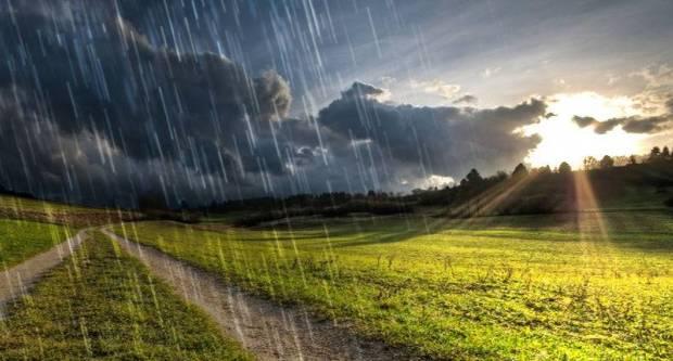 Vrijeme danas pretežno oblačno, povremeno s kišom te pljuskovima