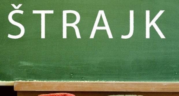 Počeo štrajk i u školama na području Požeško-slavonske županije?