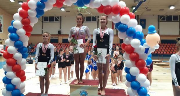 Požeški gimnastičari sjajni na 57. kupu Slavonije i Baranje