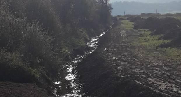 Obilazak kanala i vodotoka na području Grada Lipika