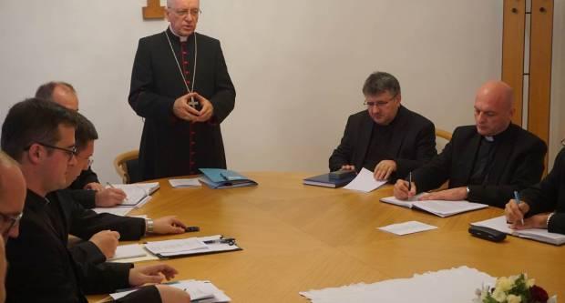 Održana sjednica Prezbiterskog vijeća Požeške biskupije