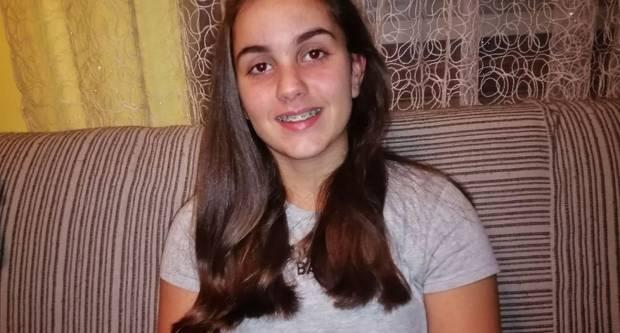Sara Alaber osvojila je 1. mjesto na ʺŽupanijskom natjecanju u čitanju naglas 2019.ʺ