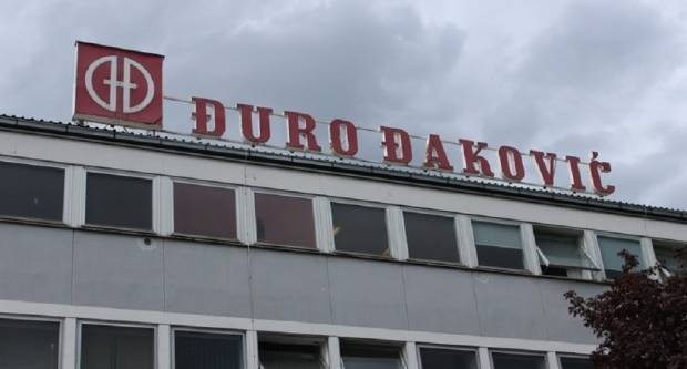 Deblokiran račun Đure Đaković grupe