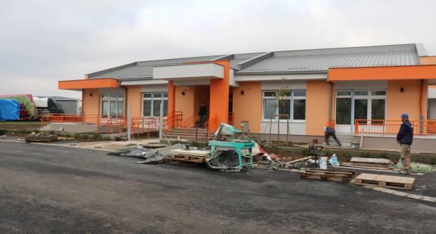 Napreduje izgradnja vrtića u Kažotićevoj