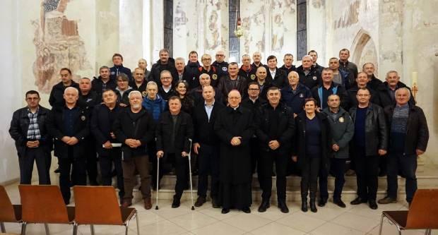 Biskup primio voditelje braniteljskih udruga s područja Požeške biskupije