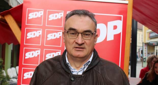 Županijski odbor SDP-a PSŽ zbog podignute optužnice i nanošenja štete Požegi traži ostavku gradonačelnika Puljašića