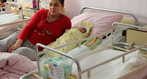 Fran Štampf je prva rođena beba u 2020. godini s pakračkog područja