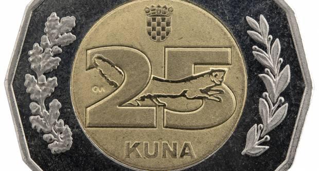 Hrvatska dobila novu kovanicu od 25 kuna