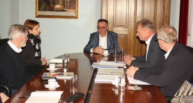 Župan Tomašević održao je radni sastanak s predstavnicima Hrvatskih voda u vezi Akumulacije Kamenska