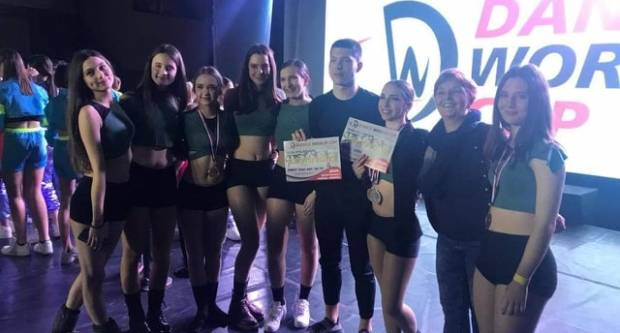 Požeški plesači odlični na kvalifikacijama za Svjetski kup u Rimu