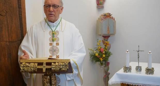 Biskup Škvorčević na svetkovinu Navještenja Gospodnjeg, predvodio je euharistijsko slavlje