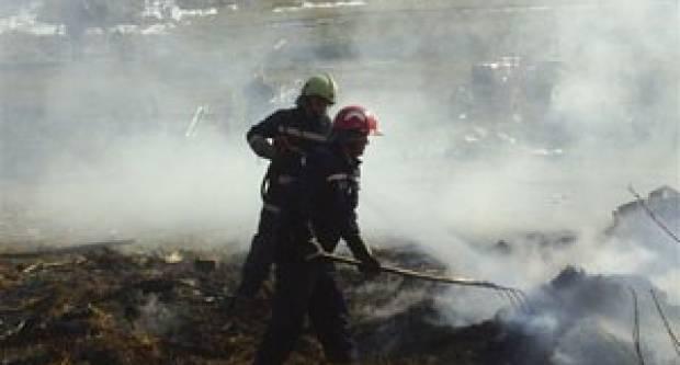 Policija poziva na oprez pri spaljivanju korova