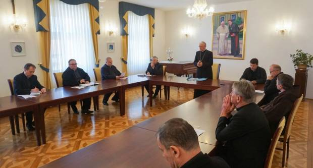 Održana skupština dekana Požeške biskupije