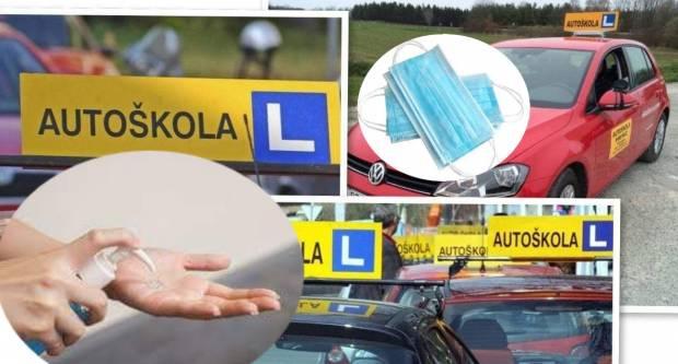 Evo kako će od sada izgledati nastava i vožnja u autoškolama