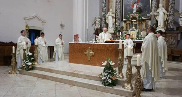 Peta vazmena nedjelja - Dan molitve u Požeškoj biskupiji prigodom 75. obljetnice završetka Drugog svjetskog rata