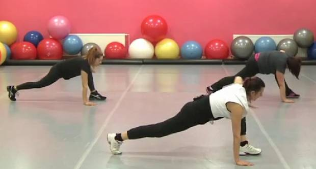 Nastavak programa pilatesa i aerobika s Ilijanom Lončar