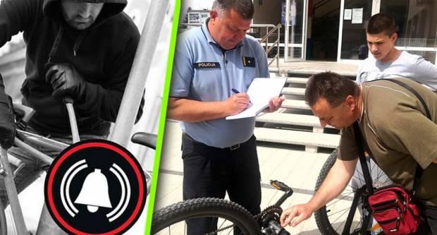 LOPOVI U LOVU NA NEREGISTRIRANE BICIKLE: Na pakračko-lipičkom području je registrirano više od 600 bicikala